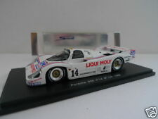 SPARK - Porsche 956, No.14 Le Mans 9th 1986 - 1/43