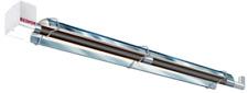 Reznor VPT-60 LP gas 2-Stage tubular infrared heater burner 60,000BTU