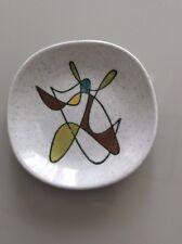 Rare Metlox California Freeform Pottery Coaster 5 Available Poppytrail Mod 1960s