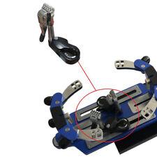 Rotatable String Machine Clamp Base Auto Pedestal for Badminton Tennis Restring