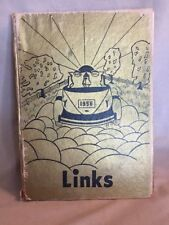 "1956 ""Links"" Yearbook, Brandon High School, Brandon, South Dakota"