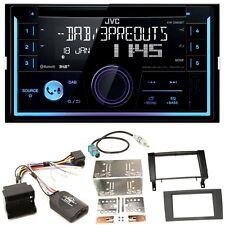 JVC kw-db93bt USB mp3 DAB + Bluetooth CD kit de integracion para mercedes slk r171