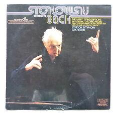 STOKOWSKI conducts BACH London symphony orch ARD1 0880