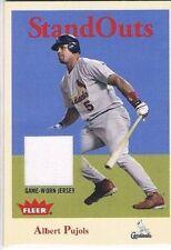 Albert Pujols Single Baseball Cards