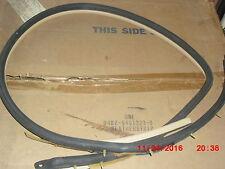 1976-77 FORD MAVERICK NOS ROOF RAIL W/S TAN DRIVER SIDE-4 DOOR D6DZ-5451222-B