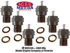 K&B 7300 LONG REACH HP GLOW PLUG qty of 6 --- Best Plug for your engine