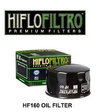 HiFlo HF160 BMW F800GS S1000 RR Bimota 1000 BB2 BB3 Street Racer Oil Filter