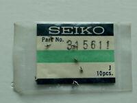 Genuine NOS Seiko 315611 Balance Staffs for Seiko 6106, 6109, 6117, 6138, 6139