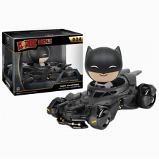 New Batman Vs Superman Batmobile Dorbz Ridez Vinyl Collectible 004  Official
