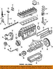 dodge chrysler oem 89-93 d350-engine oil pan 4429403