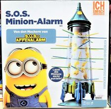 Mattel Spiele FFC11 - S.O.S. Minion-Alarm, S.O.S. Affenalarm Sonderedition  NEU