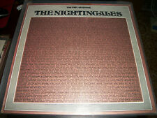 "The Nightingales ‎– The Peel Sessions - LP 12"" 45RPM - 1987 - Strange Fruit"