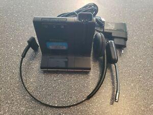 Plantronics Savi DECT-Headset mit USB, Bluetooth - Komplett & Topzustand