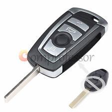 Modify Folding Remote Key Fob 868MHz ID46 for BMW CAS2 1/ 3/ 5 /6 Series X5
