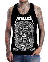 Metallica Logo New Design Tank Top Dress Sz.S,M,L,XL
