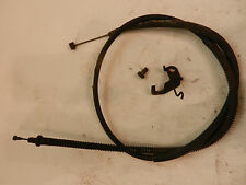 * 1984 Yamaha RZ350 L / Clutch Cable  / RZ 350  Kenny Roberts