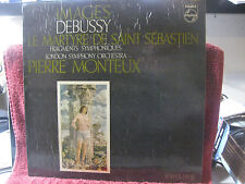Pierre Monteux - Debussy: Images (1963) very good ITALY Philips – 835 205 AY