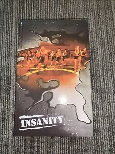 Insanity Workout DVD Set - 10 Discs Shaun T