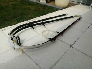 North windsurfing Boom (Red) 150/200 . Postage UK mainland only