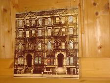 Led Zeppelin Physical Graffiti ORIG GERMAN SWAN SONG 2LP SSK 89400 Die-Cut Cover