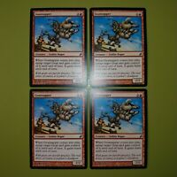 Goatnapper x4 Lorwyn 4x Playset Magic the Gathering MTG