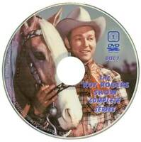 ROY ROGERS TV SHOW DVD COMPLETE SEASONS 1-6 NEW ALL 100 EPISODES BEST QUALITY