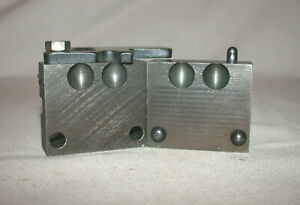 RCBS  445- R  2 Cavity Round Ball .445 Dia. Bullet Mold Mould