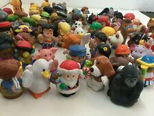 Little People Lot Disney Princess Nativity Safari Animals 105 Pieces Preschool
