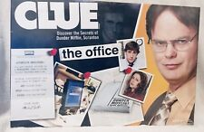 CLUE: The Office - Board Game / Limited Edition - Michael Scott / Dwight Dunder