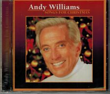 ANDY WILLIAMS - SONGS FOR CHRISTMAS -10 CHRISTMAS SONGS - NEW SEALED CD