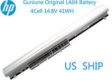 New Genuine La04 Battery for HP Pavilion 14 15 TouchSmart 728460-001 776622-001