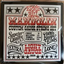 Ernie Ball 2323 Mandolin Strings Extra Light Gauge