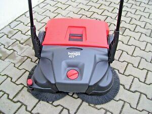 Haaga Kehrmaschine 477 I-Sweep Vorführgerät  2021