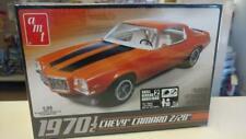 AMT 635L 1970 1/2 Chevy Camaro Z/28 model kit