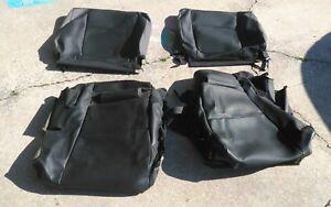 2007 - 2011 HONDA ELEMENT REAR INTERIOR SEAT SKINS