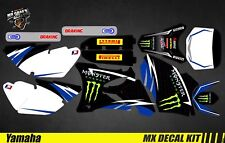 Kit Déco Moto / Mx Decal Kit Yamaha YZ 85 - Monster