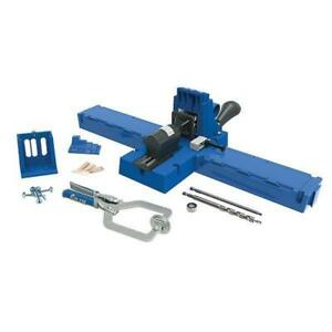 Kreg K5MS Jig K5 Front-Mounted Clamp Handle Quick-Release Master System