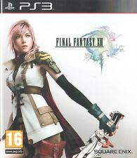 Final Fantasy XIII Sony Playstation 3 PS3 16+ RPG Role Playing Game
