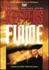 Keepers of the Flame Video DVD by Review and Herald (DVD Plays in all Countries)