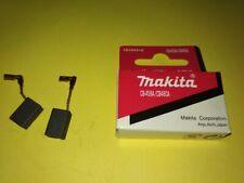 1 Pair Original Makita Carbon Brushes For Electric Motors CB458 CB459 CB460 CB46