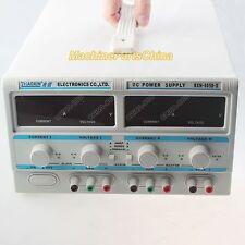 Zhaoxin Dual-Output Linear DC Power Supply 60V 5A DC RXN-605D-II  input 220V