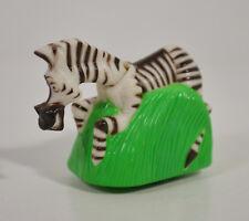 "RARE 2005 Marty the Zebra 2.5"" Nestle Quick EUROPE Action Figure Madagascar"