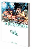 CIVIL WAR YOUNG AVENGERS AND RUNAWAYS TP NEW PTG MARVEL COMICS TPB NEW