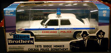 1975 Dodge Mónaco Chicago PD blues brothers blues Mobile, 1:24, Green Light 84012