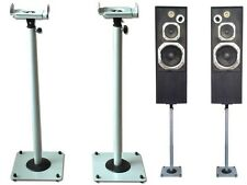 Boxenständer (1 Paar) Metall Lautsprecherstativ Lautsprecher höhenverstellbar