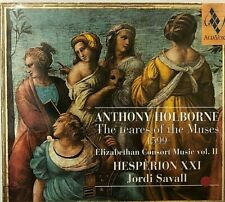 Anthony Holborne: The teares of the Muses (CD, Sep-2000, Alia Vox)
