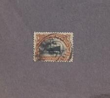#299 10 cent Pan-American Exposition, used  SCV-$32.50