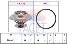 FACET Thermostat für AUDI 100,80,90,A6,CABRIOLET,COUPE