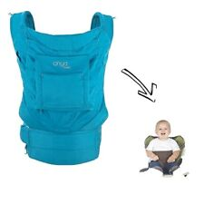 Onya Baby Carrier Convertible Lapis