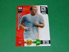 ROONEY ENGLAND  PANINI FOOTBALL FIFA WORLD CUP 2010 CARD ADRENALYN XL